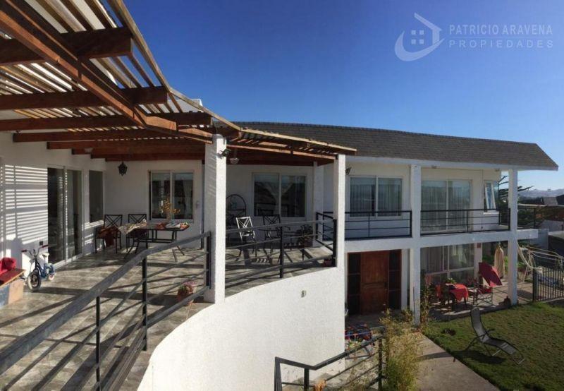 Casa con vista a la Bahía