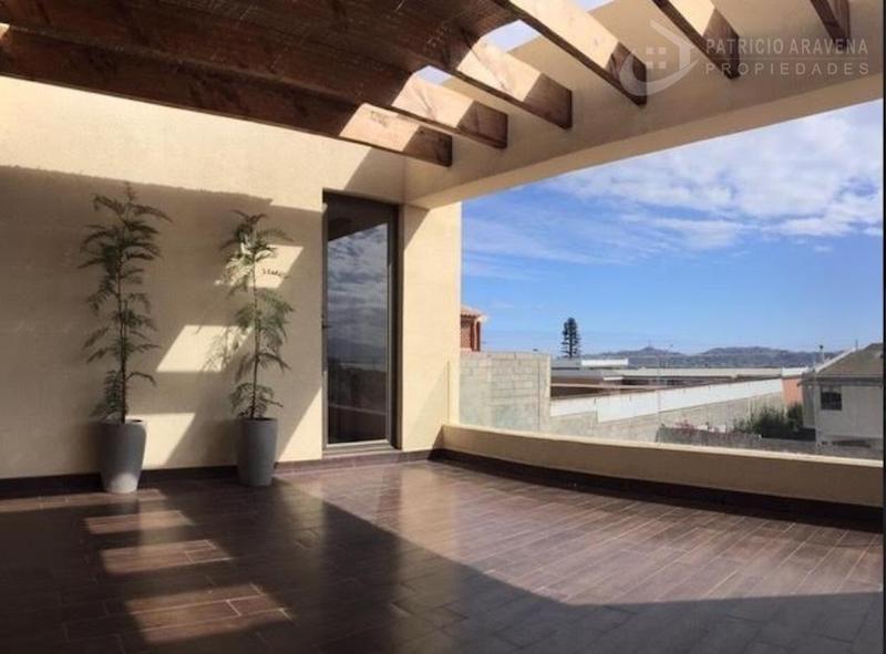 Vista incomparable casa El Rosario, Peñuelas