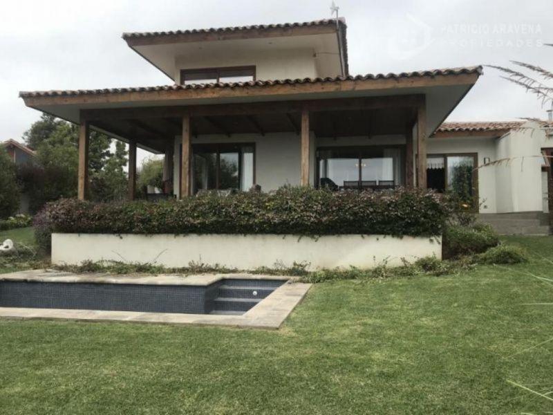 Espectacular casa El Rosario